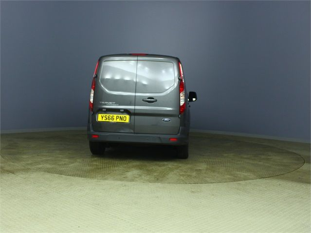 FORD TRANSIT CONNECT 200 TDCI 120 L1 H1 LIMITED SWB LOW ROOF - 7514 - 3