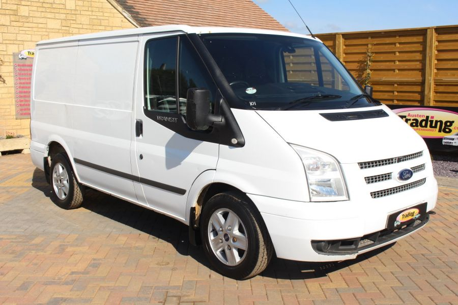 FORD TRANSIT 260 TDCI 140 LIMITED SWB LOW ROOF FWD - 5938 - 1
