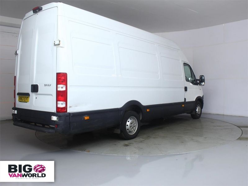 IVECO DAILY 35S13V 3950 WB LWB HIGH ROOF - 7238 - 2