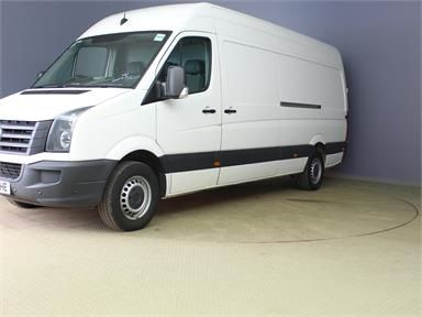 VOLKSWAGEN CRAFTER CR35 TDI 136 LWB HIGH ROOF - 7633 - 5