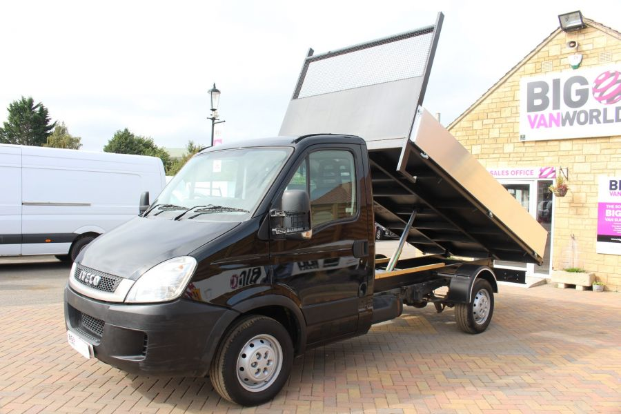 IVECO DAILY 35S13 ALLOY TIPPER - 5431 - 8