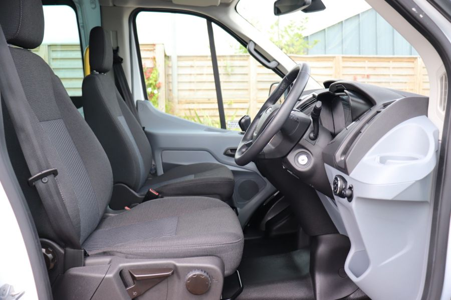 FORD TRANSIT 460 TDCI 155 L4H3 TREND 17 SEAT BUS HIGH ROOF DRW RWD - 9767 - 12