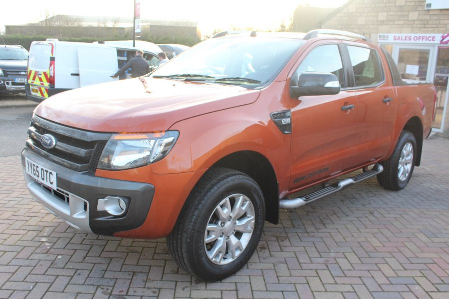 FORD RANGER WILDTRAK TDCI 200 4X4 DOUBLE CAB WITH ROLL'N'LOCK TOP - 8827 - 8