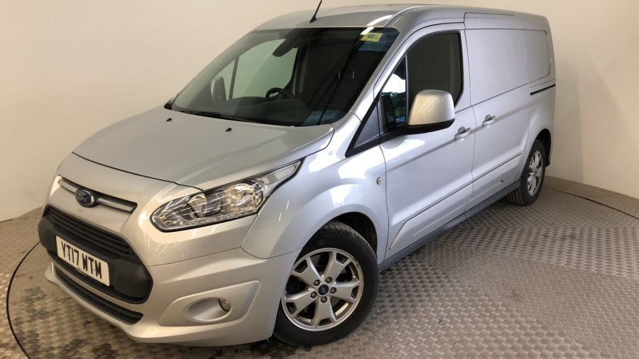 FORD TRANSIT CONNECT 240 TDCI 120 L2H1 LIMITED LWB LOW ROOF - 11380 - 1
