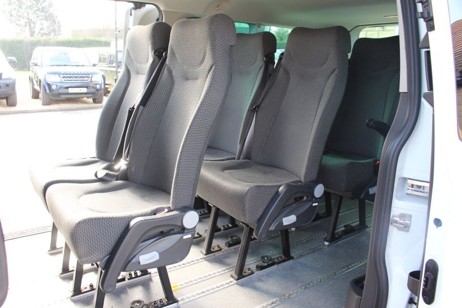 FORD TOURNEO CUSTOM 300 TDCI 125 ZETEC L2 H1 9 SEAT MINIBUS LWB LOW ROOF - 8771 - 21