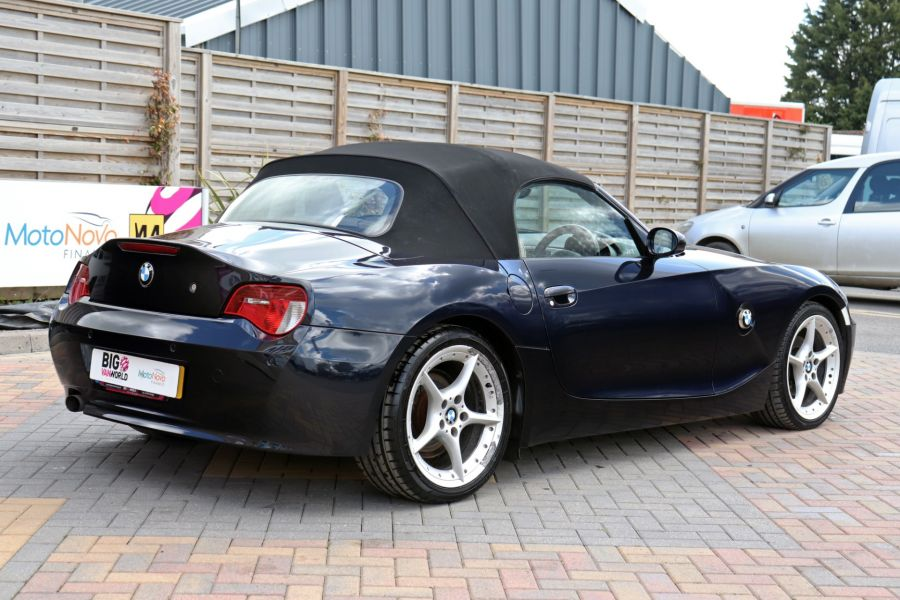 BMW Z SERIES Z4 2.0i SPORT ROADSTER 150 BHP CONVERTIBLE  (14313) - 12619 - 8