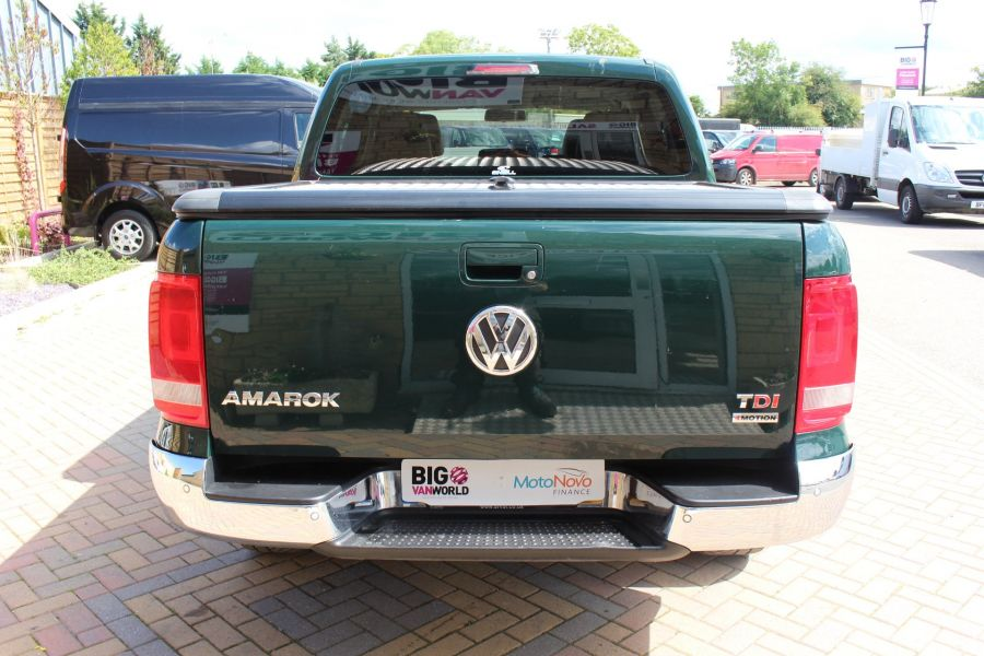VOLKSWAGEN AMAROK A32 TDI 180 HIGHLINE 4MOTION DOUBLE CAB - 6513 - 6