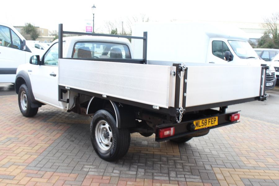 FORD RANGER 4X4 TDCI REGULAR CAB ALLOY TIPPER - 7054 - 15