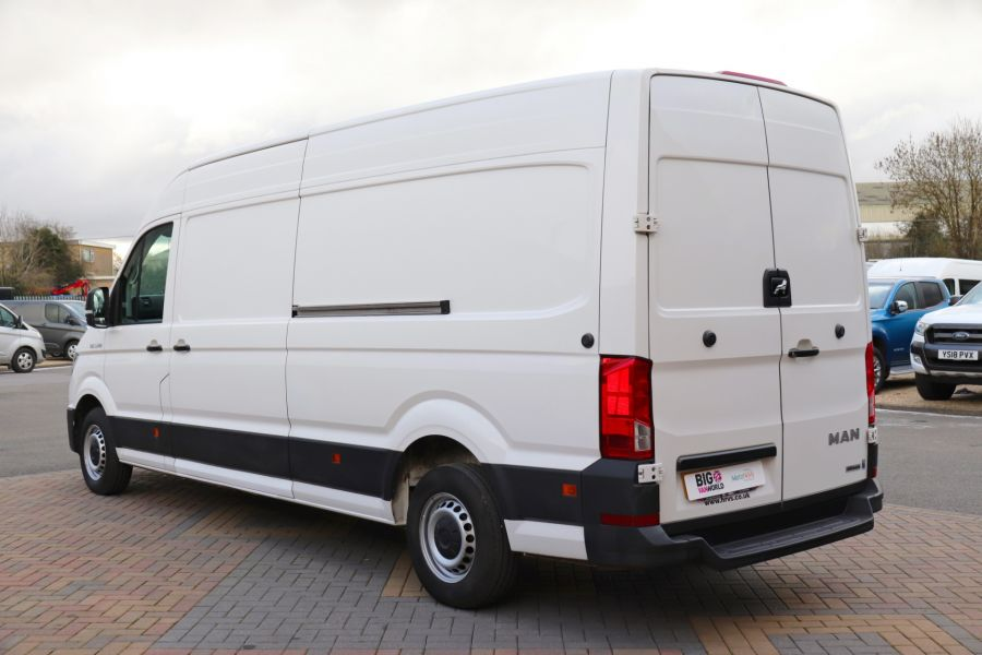 MAN TGE 3.140 4X2F SB LWB HIGH ROOF  (13830) - 11987 - 10