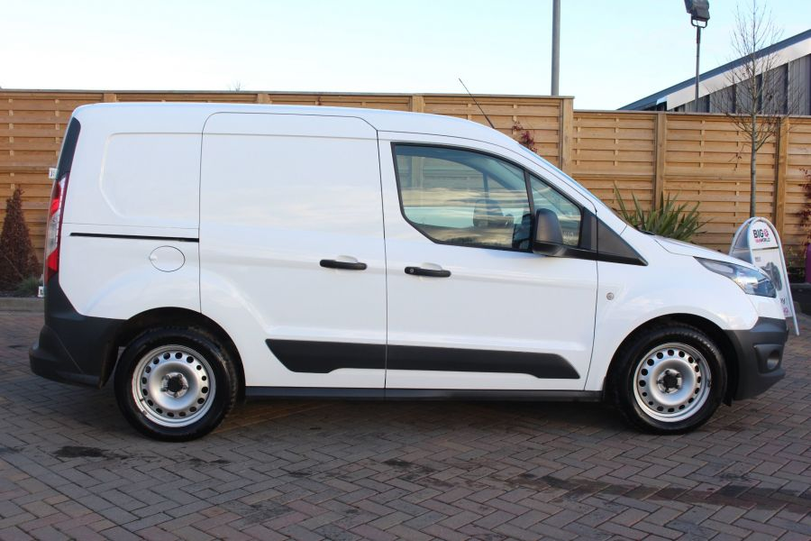 FORD TRANSIT CONNECT 220 TDCI 75 L1 H1 DOUBLE CAB 5 SEAT CREW VAN - 7184 - 4