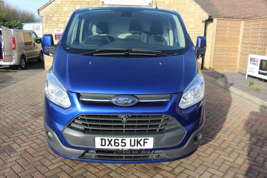 FORD TRANSIT CUSTOM 290 TDCI 155 L1 H1 LIMITED SWB LOW ROOF - 8952 - 9