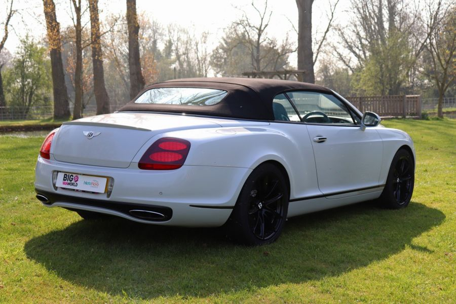 BENTLEY CONTINENTAL GTC SUPERSPORTS - 10504 - 15