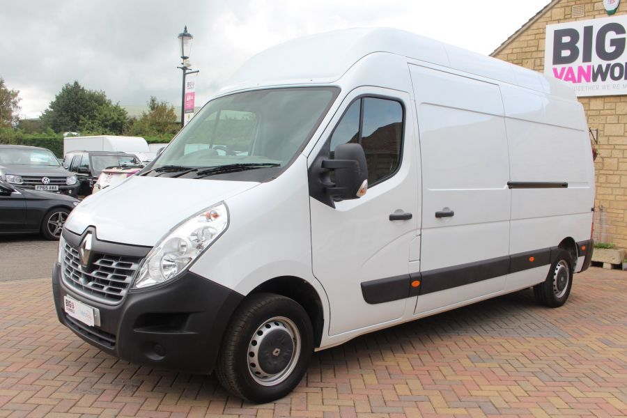 RENAULT MASTER LH35 DCI 125 BUSINESS LWB HIGH ROOF NEW SHAPE - 5678 - 8