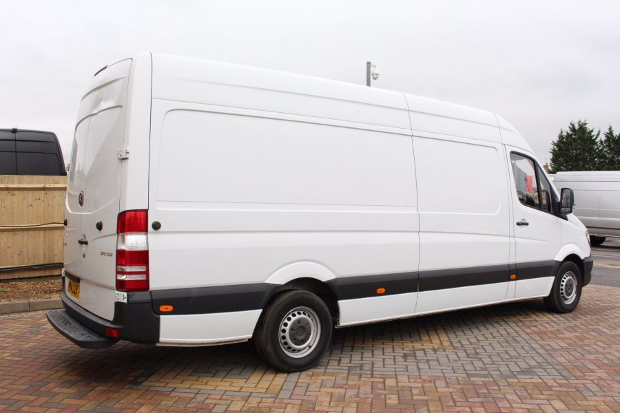 MERCEDES SPRINTER 313 CDI LWB HIGH ROOF - 5112 - 3