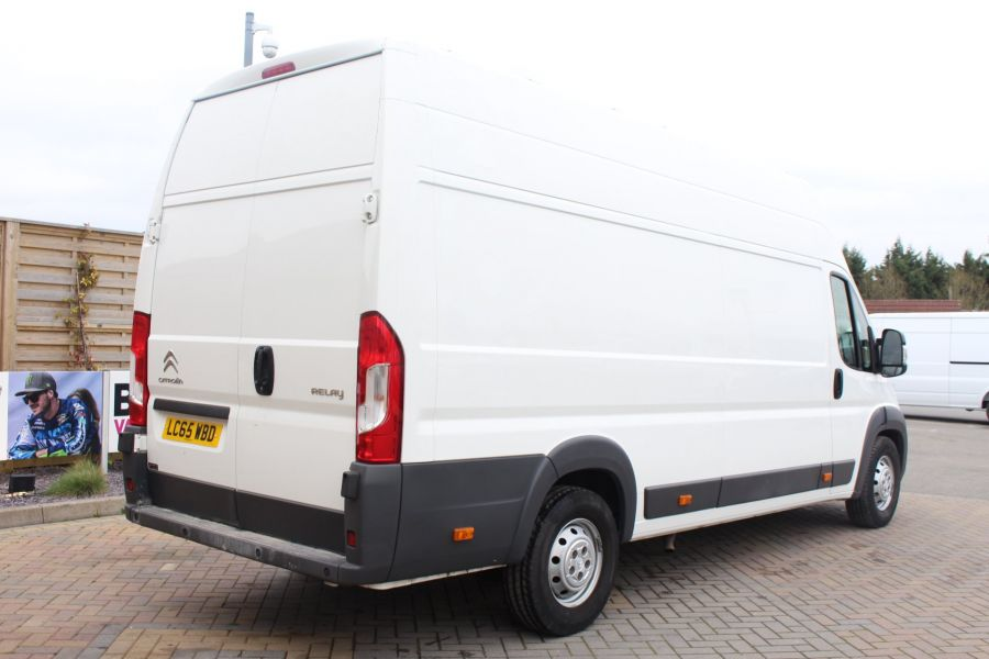 CITROEN RELAY 35 HDI 130 HEAVY L4 H3 ENTERPRISE HIGH ROOF - 9043 - 5