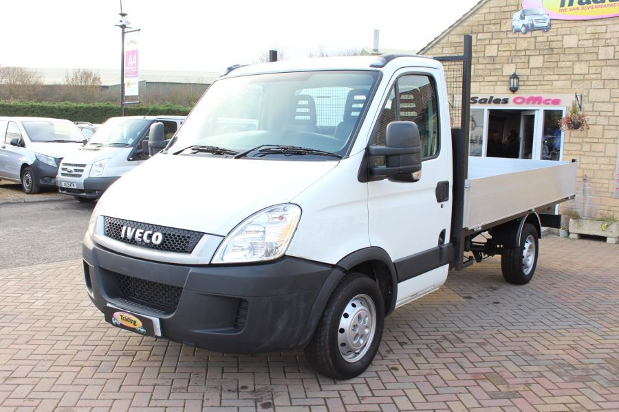 IVECO DAILY 35S11 MWB SINGLE CAB 11FT 6IN ALLOY TIPPER - 5178 - 13