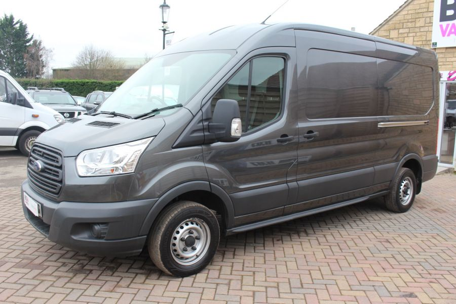 FORD TRANSIT 310 TDCI 125 L3 H2 LWB MEDIUM ROOF FWD - 7073 - 8