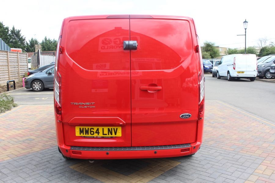 FORD TRANSIT CUSTOM 290 TDCI 125 L1 H1 LIMITED SWB LOW ROOF FWD - 9116 - 6