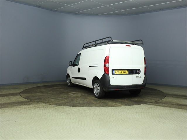 FIAT DOBLO CARGO 16V MULTIJET LWB LOW ROOF - 7534 - 4