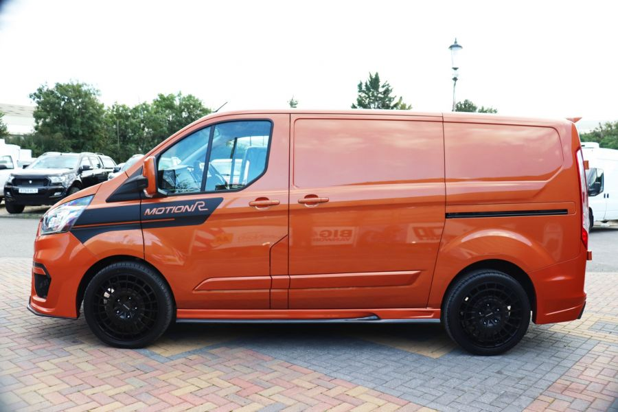 FORD TRANSIT CUSTOM 280 TDCI 130 L1H1 MOTION R LIMITED - 10195 - 9