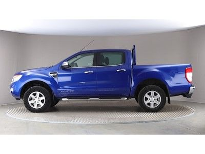FORD RANGER TDCI 150 LIMITED 4X4 DOUBLE CAB - 11049 - 7