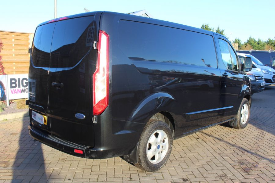FORD TRANSIT CUSTOM 290 TDCI 125 L1 H1 LIMITED SWB LOW ROOF FWD - 6984 - 5