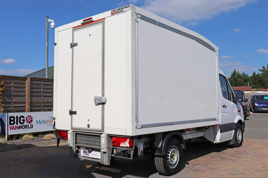 MERCEDES SPRINTER 313 CDI 129 MWB FRIDGE BOX - 9628 - 5