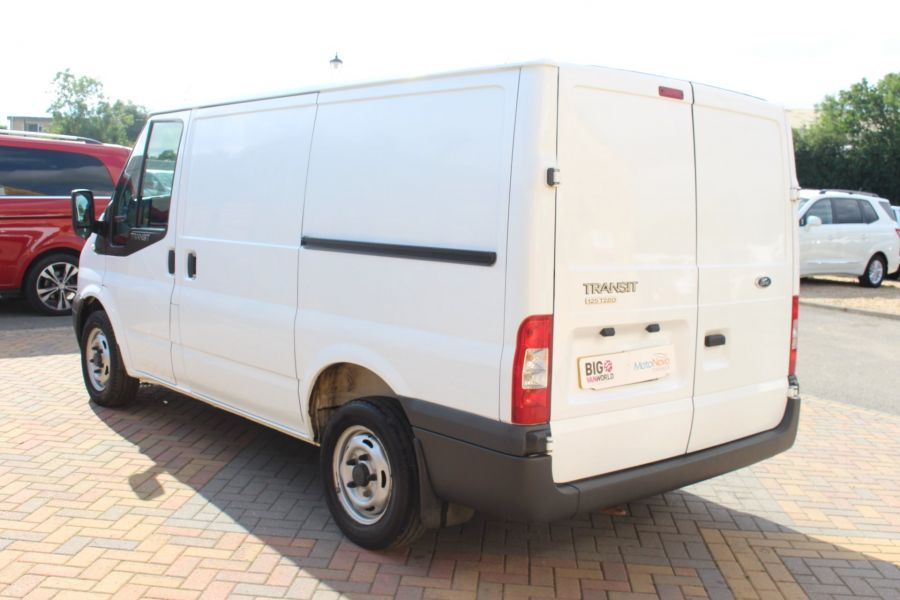 FORD TRANSIT 280 TDCI 125 SWB LOW ROOF FWD - 6451 - 7