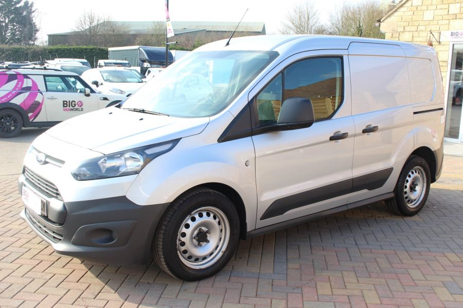 FORD TRANSIT CONNECT 200 TDCI 75 L1 H1 SWB LOW ROOF - 7328 - 8