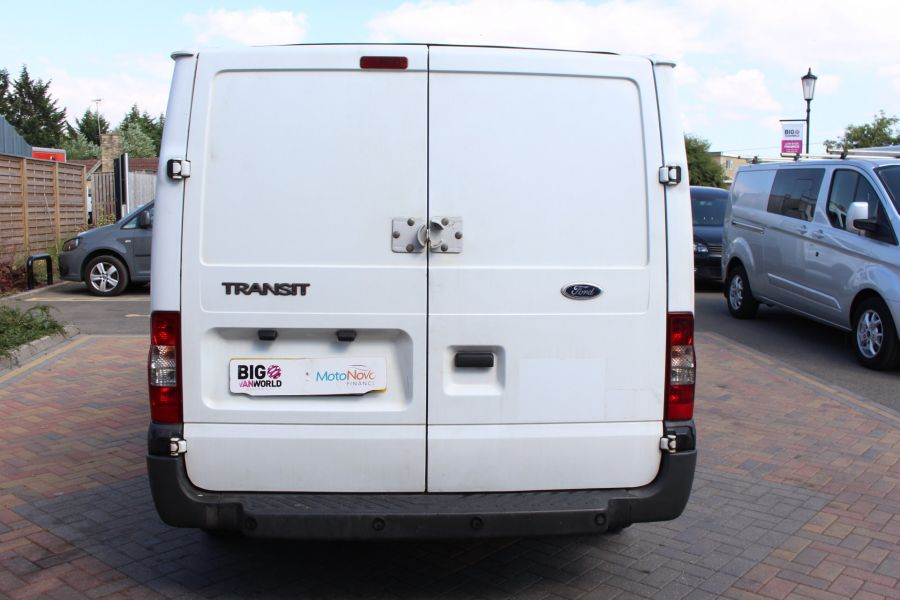 FORD TRANSIT 260 TDCI 85 SWB LOW ROOF FWD - 8235 - 6
