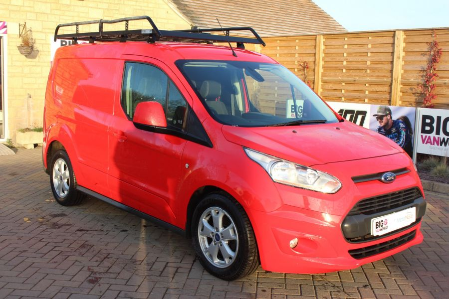 FORD TRANSIT CONNECT 200 TDCI 115 LIMITED L1 H1 SWB LOW ROOF - 7173 - 3