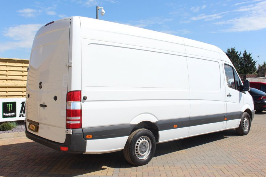 MERCEDES SPRINTER 316 CDI LWB HIGH ROOF 160 BHP - 5927 - 3