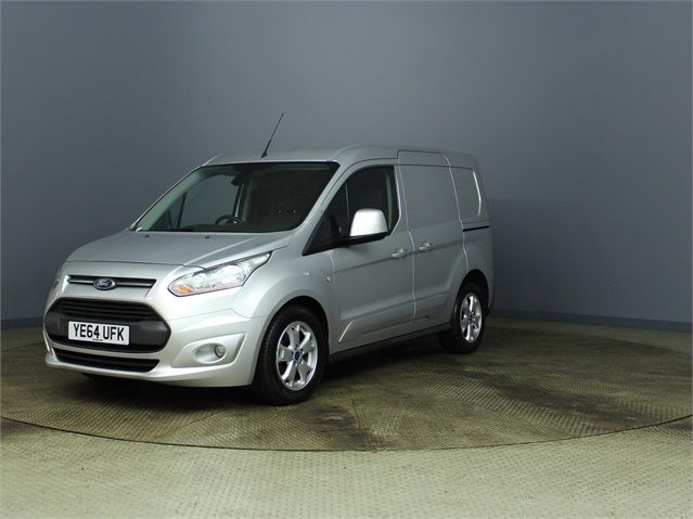 FORD TRANSIT CONNECT 200 TDCI 115 L1 H1 LIMITED SWB LOW ROOF - 7325 - 5