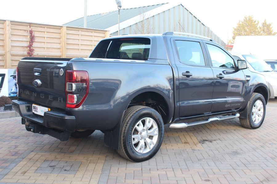 FORD RANGER WILDTRAK 4X4 TDCI 197 DOUBLE CAB - 7356 - 5