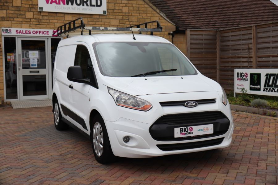 FORD TRANSIT CONNECT 200 TDCI 75 L1H1 TREND SWB LOW ROOF - 10938 - 4